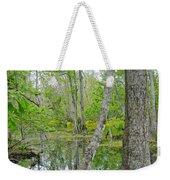Jean Lafitte Swamp Weekender Tote Bag