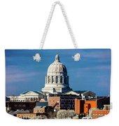 Jefferson City - Missouri - Missouri Weekender Tote Bag