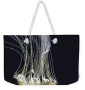 Jellyfish Of Aquarium Of The Bay San Francisco Weekender Tote Bag