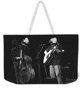 Jerry Garcia Band Weekender Tote Bag