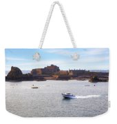 Jersey - Elizabeth Castle Weekender Tote Bag