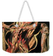 Jerusalem The Emanation Of The Giant Albion Weekender Tote Bag by William Blake