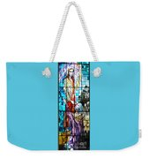 Jesus Healing The Blind Man Weekender Tote Bag