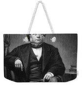 John Bright (1811-1889) Weekender Tote Bag