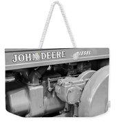 John Deere Diesel Weekender Tote Bag by Susan Candelario