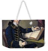 John Hancock (1737-1793) Weekender Tote Bag
