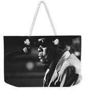 John Lee Hooker Weekender Tote Bag
