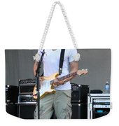 John Mayer  Taste Of Chicago Weekender Tote Bag