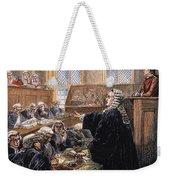 John Peter Zenger Trial Weekender Tote Bag