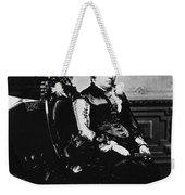 Julia Dent Grant (1826-1902) Weekender Tote Bag