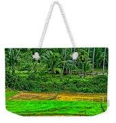 Jungle Homestead Weekender Tote Bag
