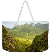 Jungle Landscape Weekender Tote Bag
