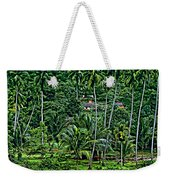 Jungle Life Weekender Tote Bag