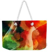 Jungle Love Weekender Tote Bag