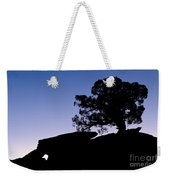 Juniper Tree At Dawn Weekender Tote Bag