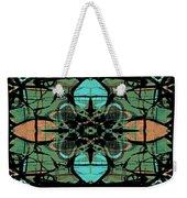 Kaleidoscope Flower 4 Weekender Tote Bag
