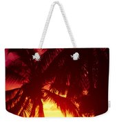 Kamaole Nights Weekender Tote Bag