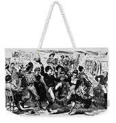 Kansas: Dance Hall Weekender Tote Bag