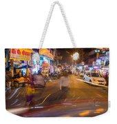 Katra Market Weekender Tote Bag