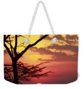 Kenyan Sunset Weekender Tote Bag