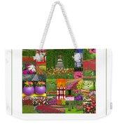 Keukenhof Gardens Poster Weekender Tote Bag