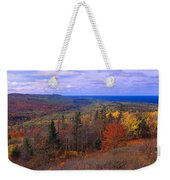 Keweenaw Peninsula And Copper Harbor Weekender Tote Bag