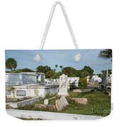Key West Cemetery Weekender Tote Bag