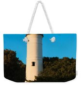 Key West Lighthouse Weekender Tote Bag