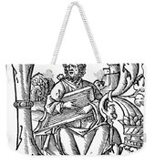 King David (d Weekender Tote Bag
