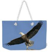 King Of The Sky 3 Weekender Tote Bag