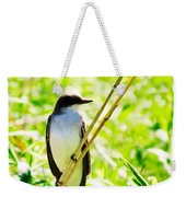 Kingbird Weekender Tote Bag