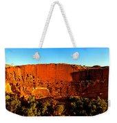 Kings Canyon  Weekender Tote Bag