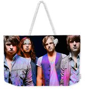 Kings Of Leon Weekender Tote Bag