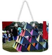 Kite Show Weekender Tote Bag