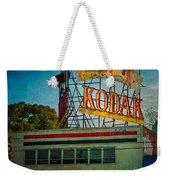 Kodak's Moment Weekender Tote Bag