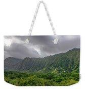 Koolau Waterfalls Weekender Tote Bag