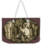 La Destroyer Helped Those Fallen In Battle C.1915-2013 Weekender Tote Bag