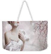 Lady Weekender Tote Bag by Svetlana Sewell