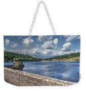 Ladybower Dam Weekender Tote Bag