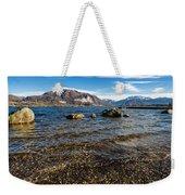 Lago Di Pusiano Weekender Tote Bag