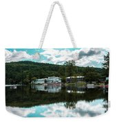 Lake Morey Inn And Resort Weekender Tote Bag