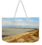 Lake Ontario Shoreline Weekender Tote Bag