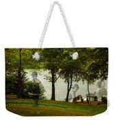 Lakeside Dreams Weekender Tote Bag