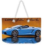 Lamborghini Gallardo Weekender Tote Bag