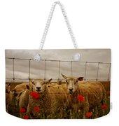 Lambs Weekender Tote Bag