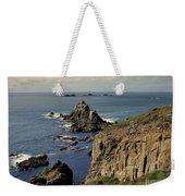 Seascape Lands End Weekender Tote Bag