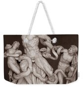 Laocoon And His Sons Weekender Tote Bag