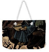 Laozi, Ancient Chinese Philosopher Weekender Tote Bag