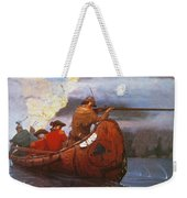 Last Of The Mohicans, 1919 Weekender Tote Bag