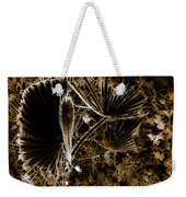 Late Autumn Evening Weekender Tote Bag